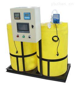HCJY全自动加药设备价格/PAC投加设备生产厂家