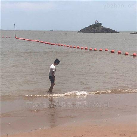 海上泳区浮球
