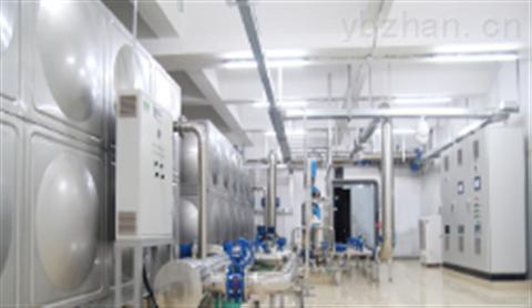 智联标准化泵房