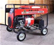 双缸300A汽油发电电焊一体机