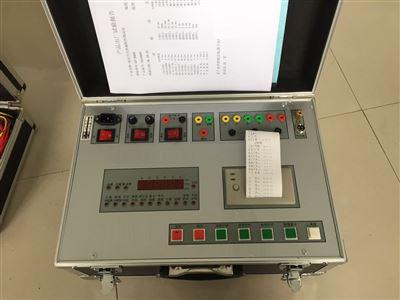 六路断口测试高压开关机械特性测试仪