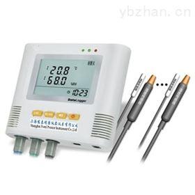 L95-4上海发泰双通道温湿度记录仪