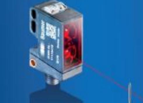 堡盟推出小型激光传感器 可精确检测细小物体及间隙