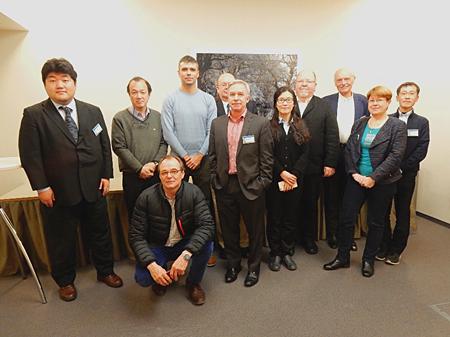 ISO/IEC智能制造标准图工作组首次会议召开