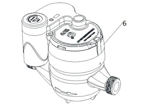 【仪表最新专利】无磁远传水表