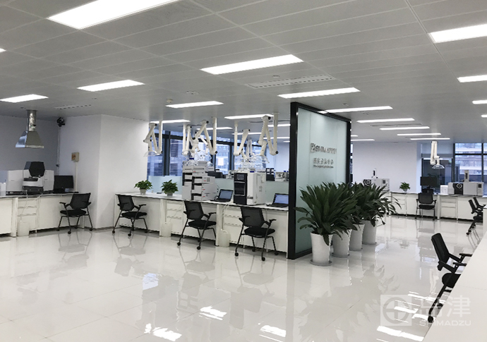 岛津西安分析中心喜迎首批客户嘉宾
