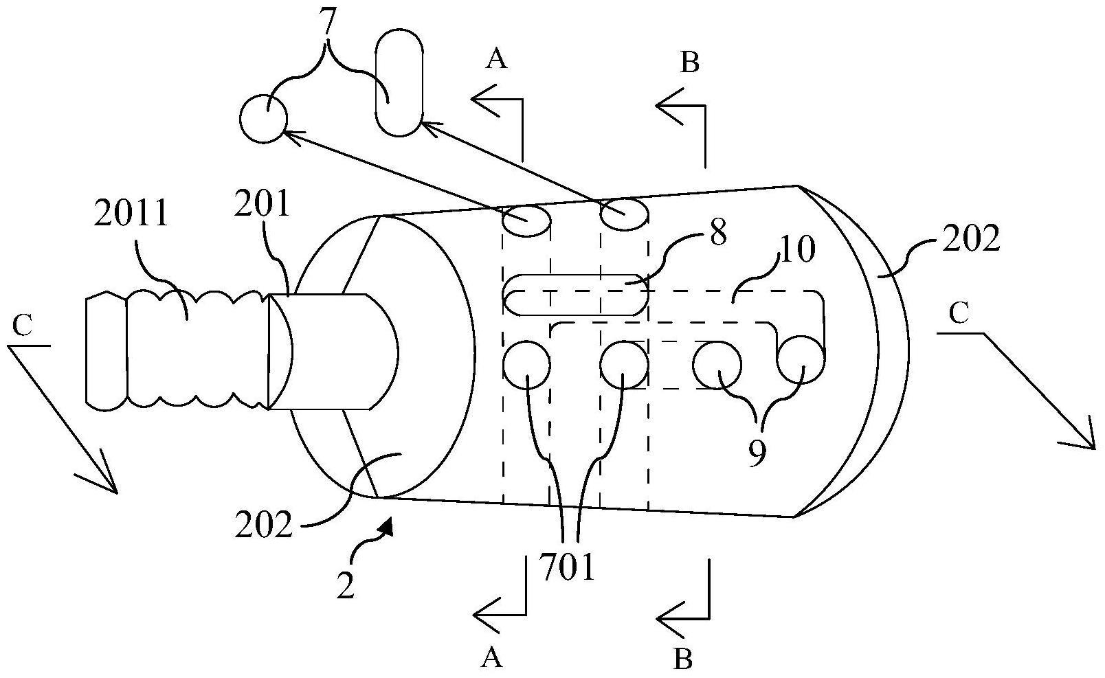 【仪表最新专利】差压变送器用控制阀门