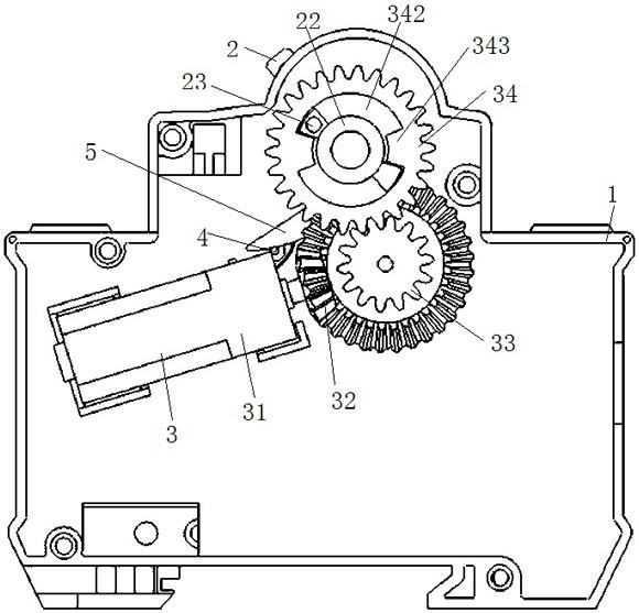 【仪表最新专利】电能表外置断路器
