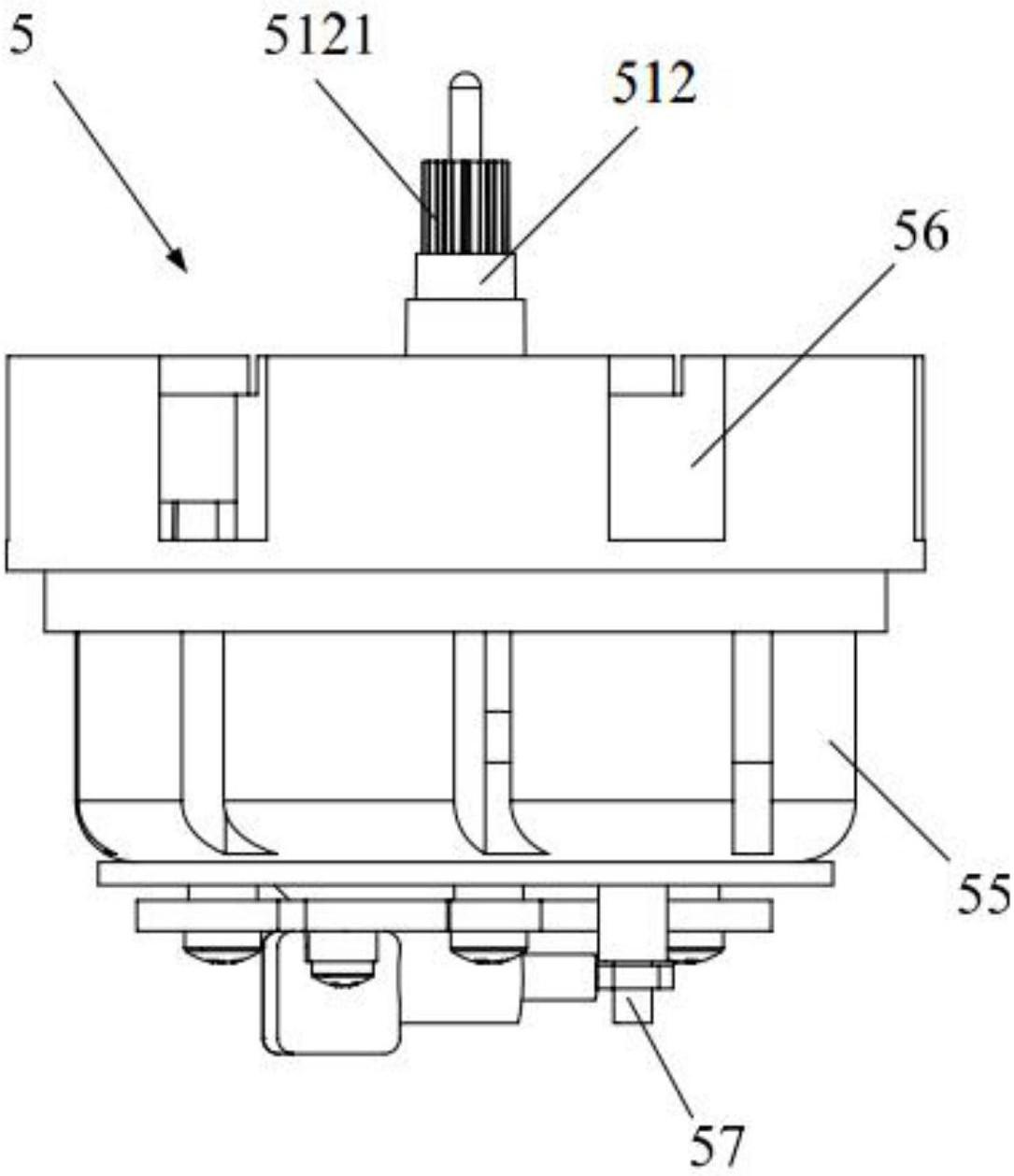 【儀表最新專利】一種計量器及設有該計量器的水表