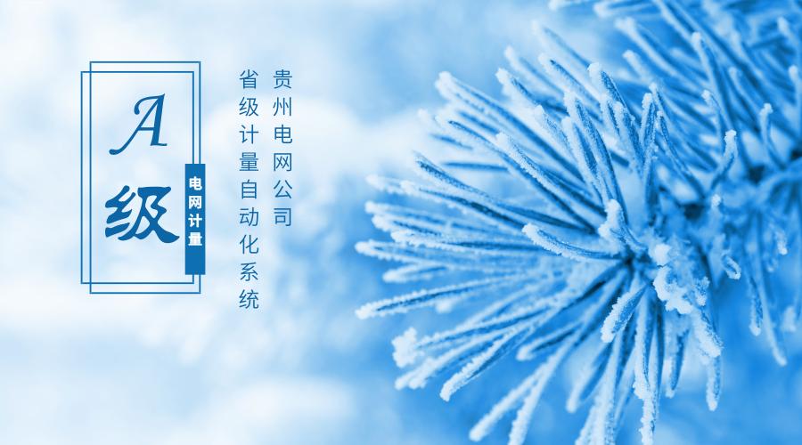 贵州电网公司省级计量自动化系统获实用化评价A级