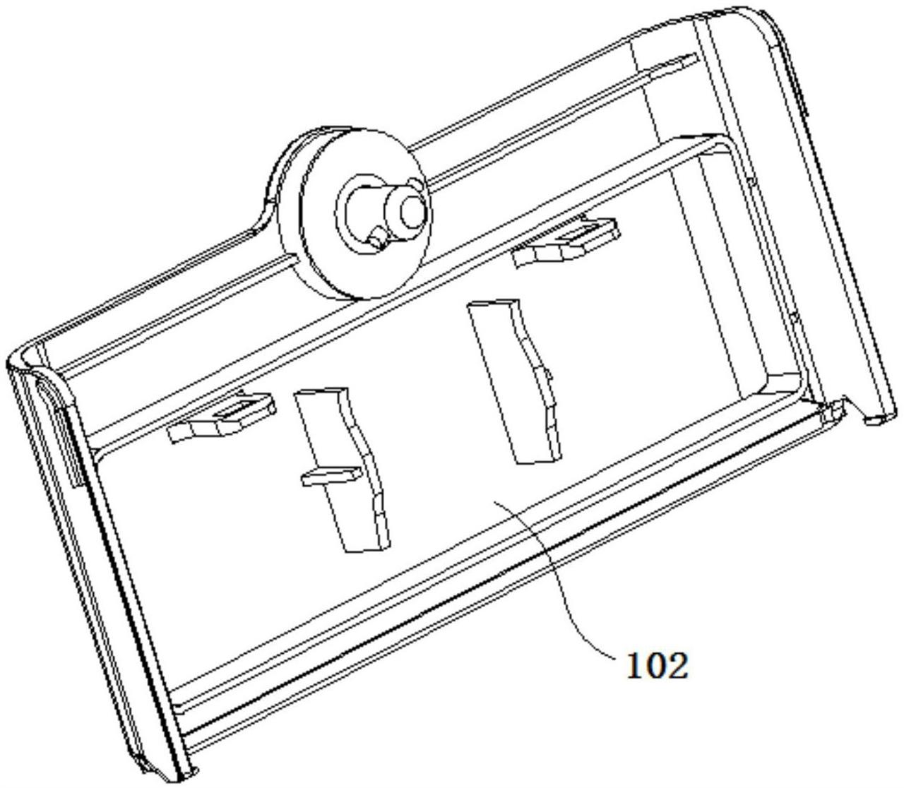 【仪表新专利】旋转开合盖板的计量仪表控制器及燃气表