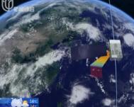 高分五号卫星发射成功 上海制造为大气监测添慧眼