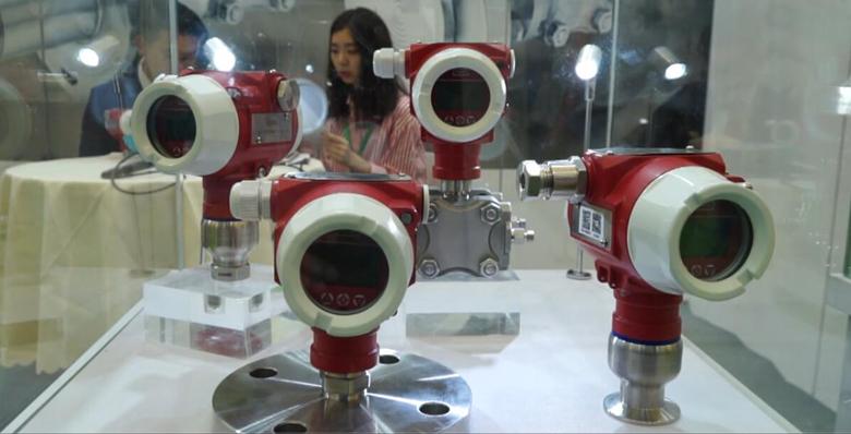 上海立格仪表精彩亮相第十九届中国环博会