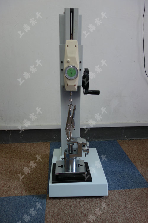 SGNL测量服装拉链拉力的设备