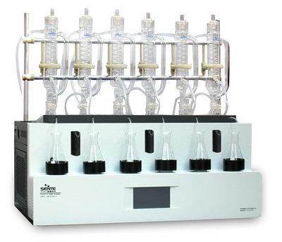 ST106-3RW一体化蒸馏仪