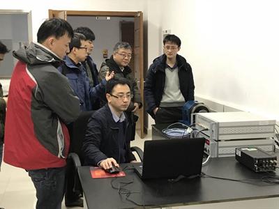 """《振动位移传感器动静态自动校准装置》项目通过验收""""/"""