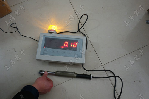 SGSX带改制的数显扭力测量扳手