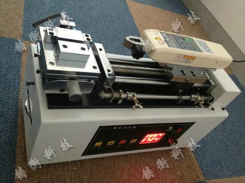 电动卧式测试台图片