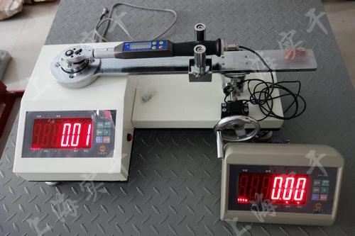 预制式扭力扳手检测仪