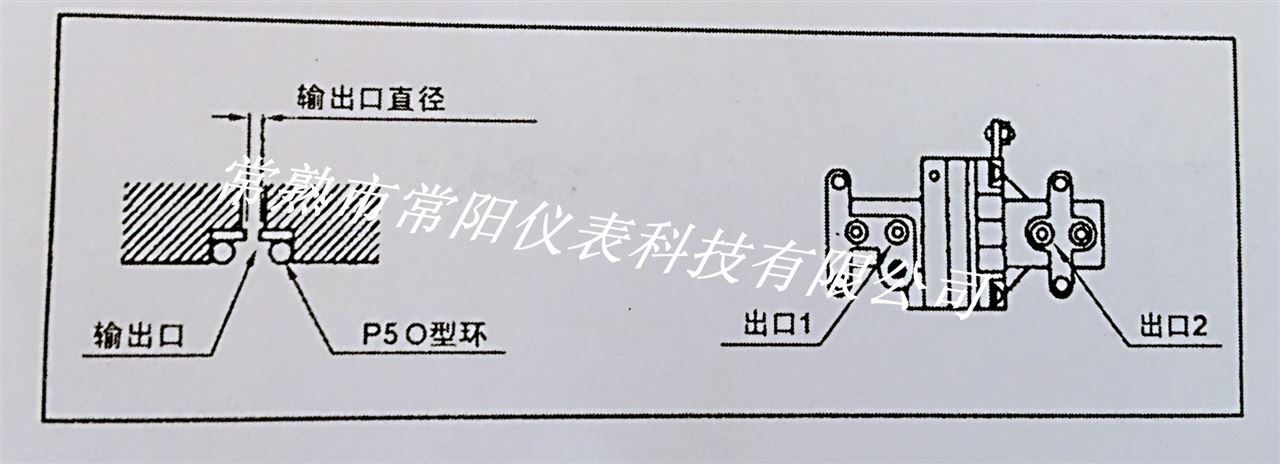 YT-1000L閥門定位器放大器
