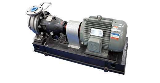 河北宏业永泰流体通过化工离心泵生产许可证复查