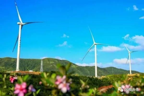 喜讯!940MW、40台风电机组!广西沿海三市风电开发实现零的突破!