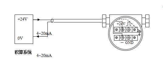 变送器端子接线图