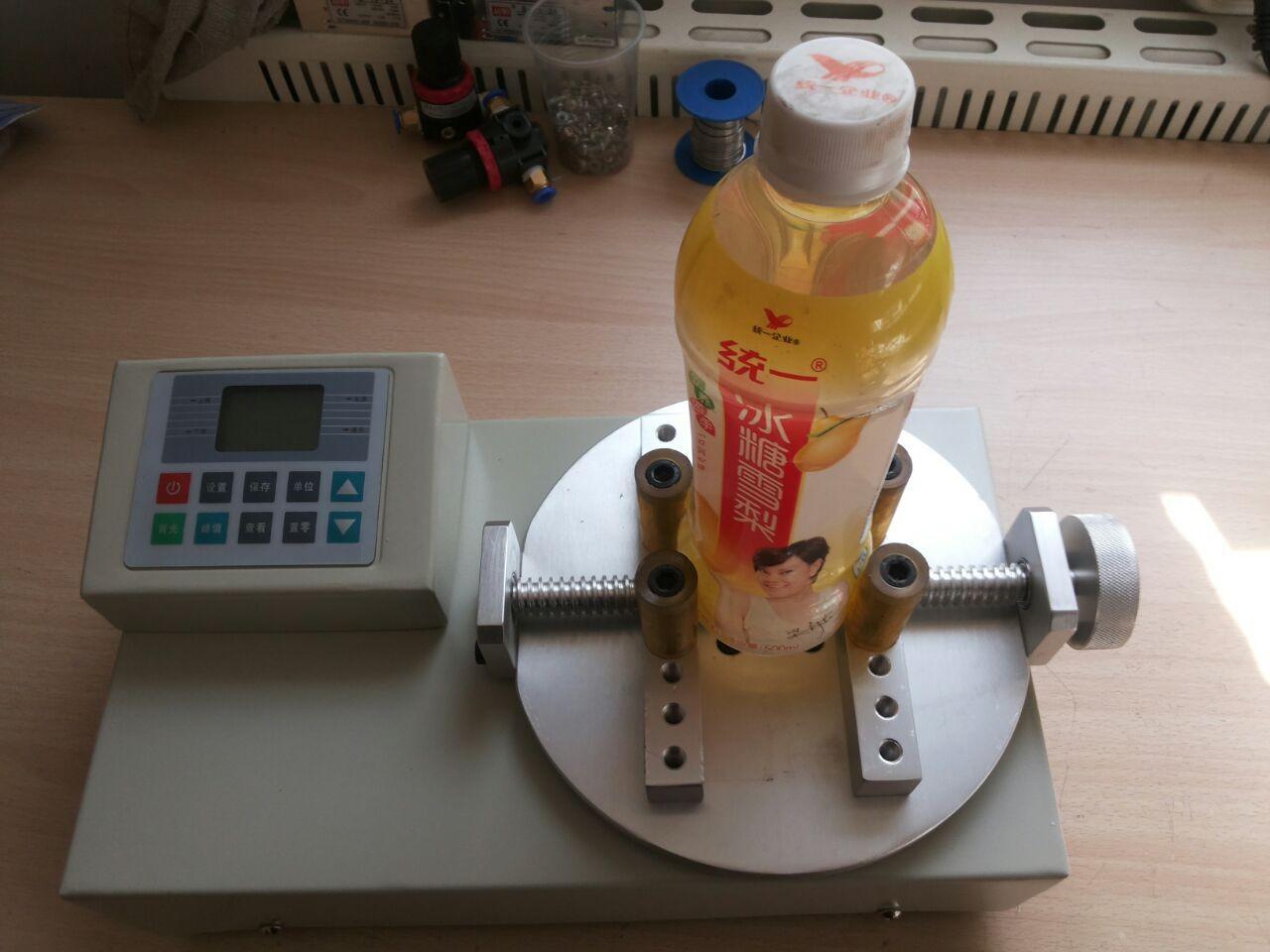 饮料瓶盖扭力检测仪