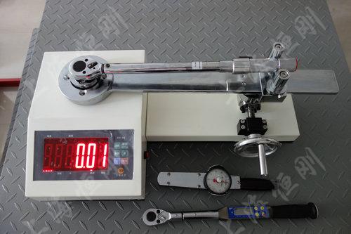棘轮扳手检定仪