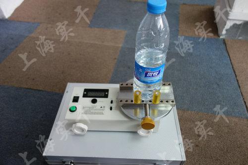 矿泉水瓶瓶盖扭矩检测仪