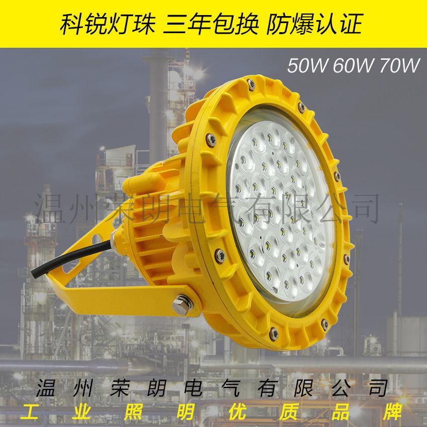 吸壁式LED防爆泛光灯