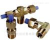 嵌入式接头KFH06H-02,低价售SMC通用管接头